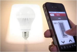 app wifi controllo luce