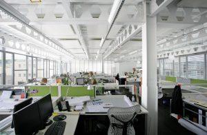 Luce Naturale in Ufficio