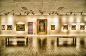 Illuminazione museo