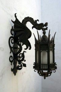 Lampade da esterno Antiche