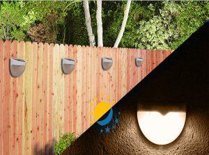 Lampade da giardino ad energia solare